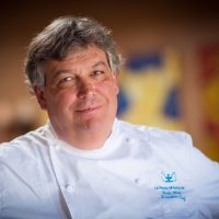 <span class='ut-author'>Chef Todd Hall</span> Two-time James Beard Honoree